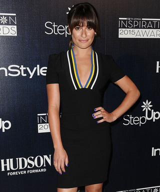 Snag Lea Michele's Recipe for Happiness