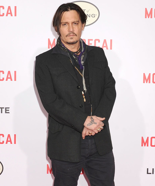 Happy Birthday, Johnny Depp! See the New Face of Dior's Transformation