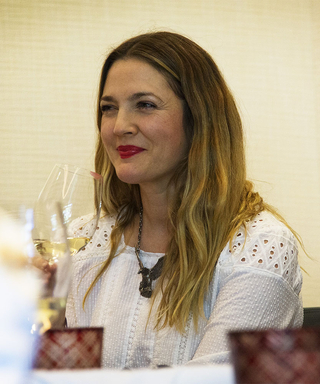 "Drew Barrymore Dishes on Wine, Kitchen Bravery, and ""Mom Brain"""