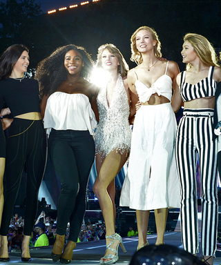 Taylor Swift Wows London with Mega Girl Squad: Kendall Jenner, Gigi Hadid, Cara Delevingne, and More!