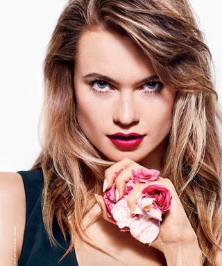 Behati Prinsloo Is a Bombshell in Juicy Couture's New Fragrance Campaign