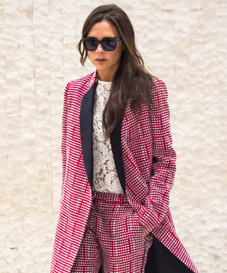 Only Victoria Beckham Could Pull This Look Off at the Airport