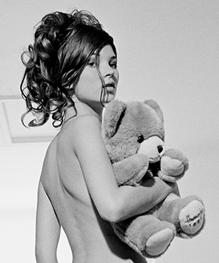 Bid on Original Kate Moss Photo Prints and Help Abandoned Circus Elephants