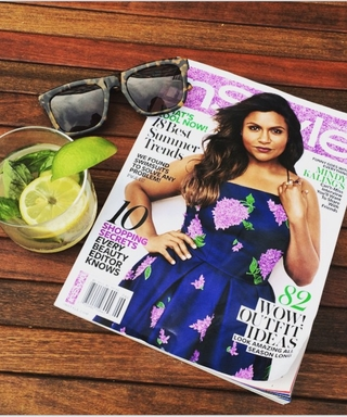 Today's Your Last Chance to Win Autographed Goodies from Mindy Kaling