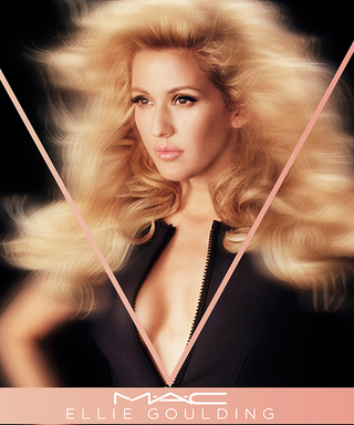 MAC and Ellie Goulding Team Up for a (Totally Gorgeous) New Collection