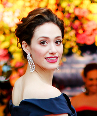 Emmy Rossum's Surprising Pastime Is Pretty Much the Opposite of Red-Carpet Glamour
