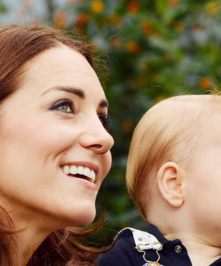 Princess Kate Plays Monster on Secret Play Date with Prince George—in Matching Mommy-and-MeOutfits!