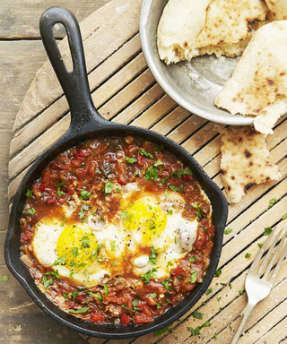 Shake Up your Weekend Brunch with this Yummy Shakshuka Recipe