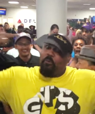 Watch the Casts of Aladdin and The Lion King Have an Epic Airport Sing-Off