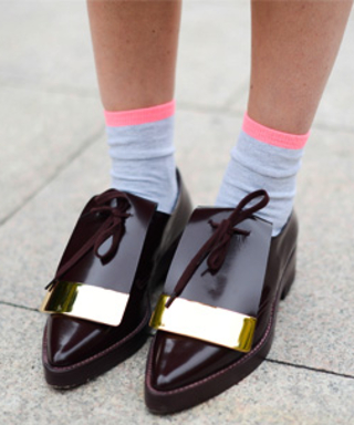 Give Your Sandals a Break with5 Chic Summer Brogues