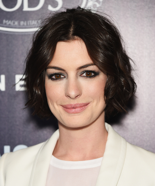 Anne Hathaway's Cropped, Textured 'Do Is Surprisingly Easy to Recreate—Here's How