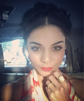 Vanessa Hudgens Shares a Behind the Scenes Snap From the Tonys, Plus More Weekend Instagrams