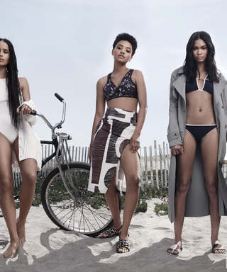 Dope's Leading Ladies Hit the Beach in the July Issue of InStyle