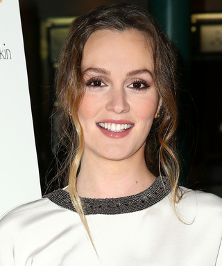 "Watch Mom-to-Be Leighton Meester's Sweet ""Lovefool"" Cover"