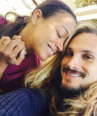 11 Photos That Prove Zoë Saldana and Marco Perego Are the Most Supportive Couple in Hollywood