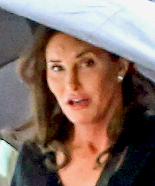 Caitlyn Jenner Makes One of Her First Public Outings in Knee-High Boots and Skinny Jeans