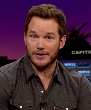 Who Knew Chris Pratt Could Run in High Heels This Well?