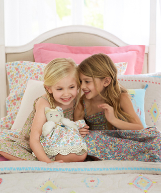 Pottery Barn Kids Debuts Collaboration with Jenni Kayne
