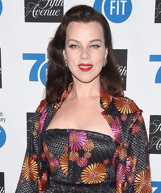 Younger Star Debi Mazar Toasts the Future of Fashion at FIT's Annual Gala
