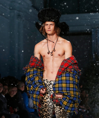 Watch the Moschino Man Runway Show Live from Milan Right Now