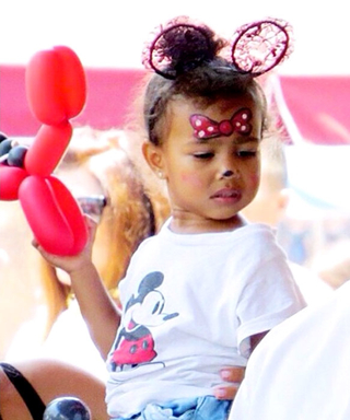 North West Celebrates Her 2nd Birthday With a Too-Cute Party at Disneyland