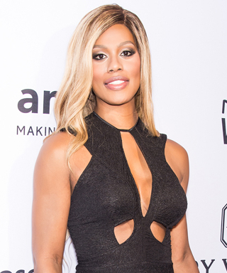 "The Sexy Cutout Dress That Made Laverne Cox Say, ""Let's Go For It!"""