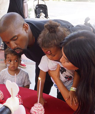 Kim Kardashian Shares Adorable New Photos from North West's Disneyland Birthday Party