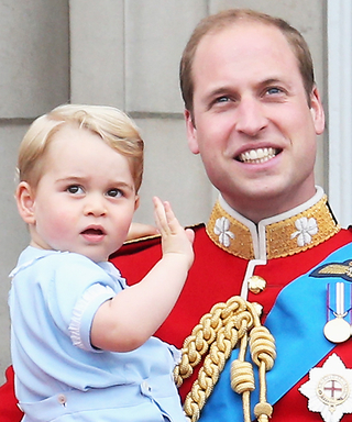 Birthday Boy Prince William Has So Much to Celebrate this Father's Day