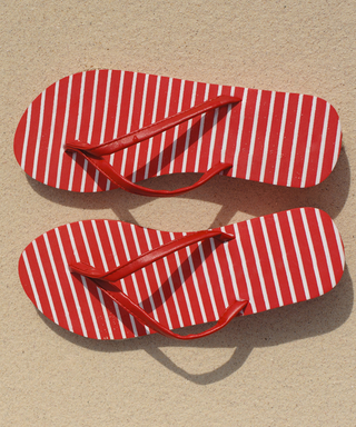 Here's How You Can Wear Flip-Flops for a Good Cause (& Get a Free Smoothie in the Process)