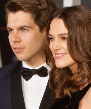 Keira Knightley and James Righton Display Cute PDA in First Post-Baby Appearance