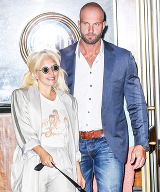 Forget Jennifer Lawrence's Bodyguard, Check Out Lady Gaga's Hot Protector