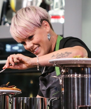 Pink Impresses with Her Gourmet Cooking Skills, Shares Kitchen Secrets