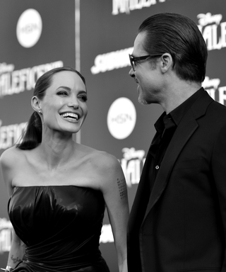 Angelina Jolie and Brad Pitt Now Make the No. 1 Rosé Wine in the World