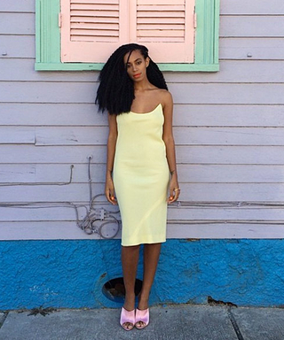 15 Times Birthday Girl Solange Slayed Instagram with an Eye-Popping Outfit