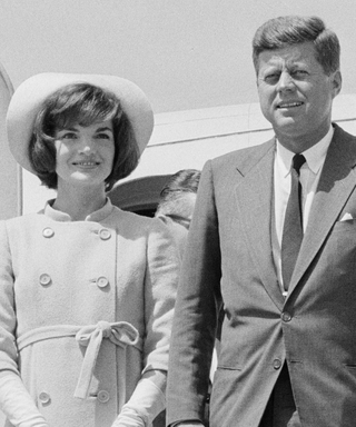 See Jackie Kennedy's Maternity Dress That's Up for Auction
