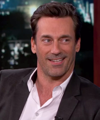 Watch: Jon Hamm Shows Off His Gummy Bear–Tossing Technique