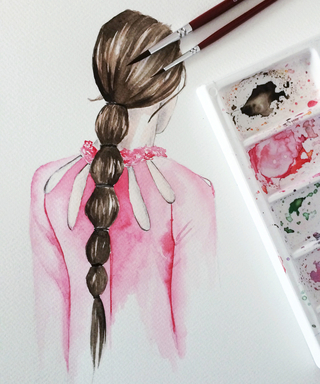 5 Incredible Fashion Illustrators You'll Want to Follow on Instagram