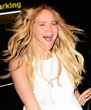 Photographic Evidence That Jennifer Lawrence Is the Biggest Goofball Ever
