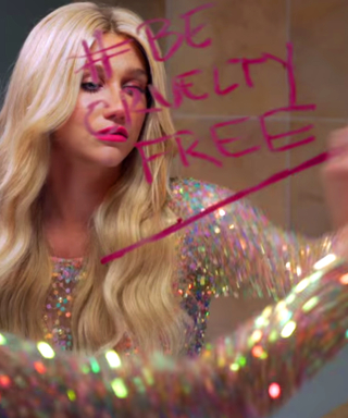 Kesha's New Humane Society PSA Will Get You Thinking About Your Makeup