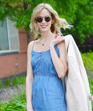#InspiredByInStyle: Reader of the Week Amy Ann Arnold on the Enduring Appeal of Denim