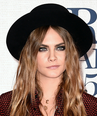 Has Cara Delevingne Recorded a Song with Pharrell and Justin Timberlake?