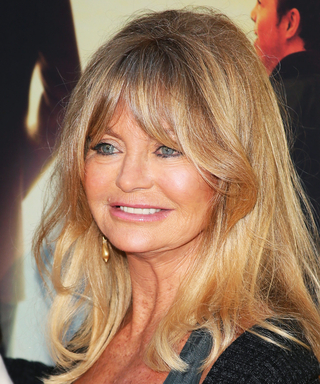 Goldie Hawn Shares Her Secrets to Living a Balanced Life