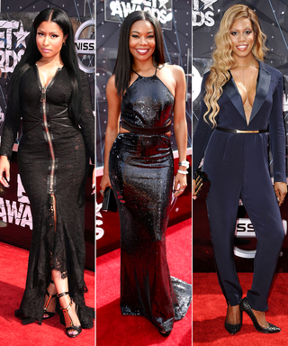 See All the Best Looks from the 2015 BET Awards Red Carpet
