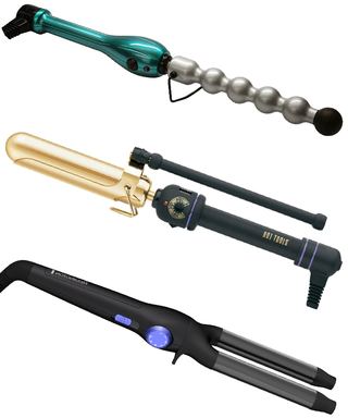 The Curling Iron Breakdown: What Each Wand Type Does, and How to Use Them