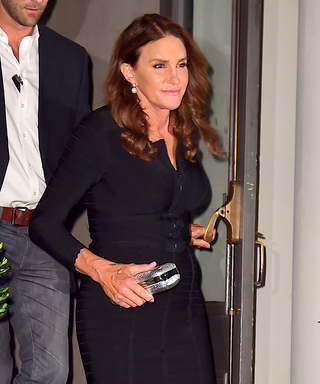 Caitlyn Jenner Works an LBD For a Night Out in N.Y.C.