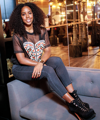 My EssenceFest: Kelly Rowland on How She Lost 50lbs of Baby Weight