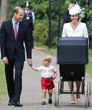 It's Princess Charlotte's Christening Day—Get All the Details Here!