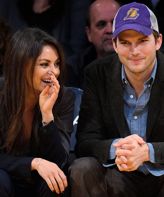 Ashton Kutcher and Mila Kunis Are Reportedly Married!
