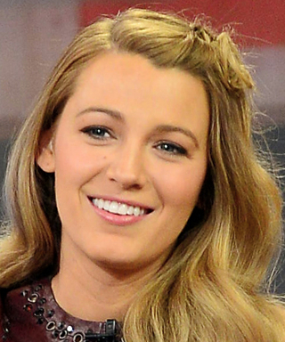 "Blake Lively Says Goodbye to Blonde Hair and Hello to ""Bronde"""
