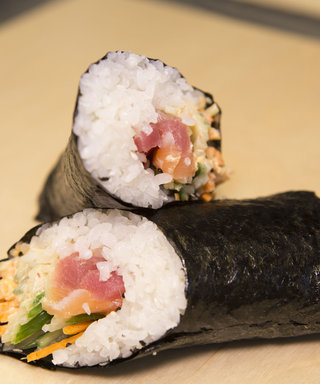 Introducing the Sushi Burrito:How to Make It from Start to Finish